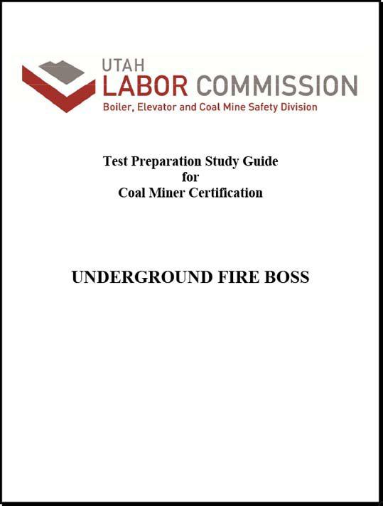 Fire Boss Study Guide