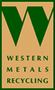 Western Metels Recycling Logo